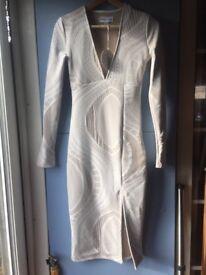 Lace design dress