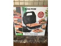 Salter XL 3-1 snack maker