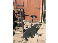 Vision Fitness E1500 exercise bike for sale