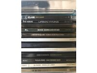 55 assorted CD'S - very eclectic mix - see photos