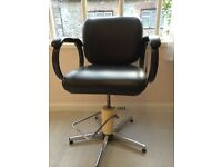 Hairdressing/Barber salon chair