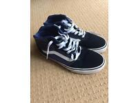 Vans High Top shoes size UK7