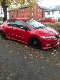 Genuine Honda type r I-vetec breaking