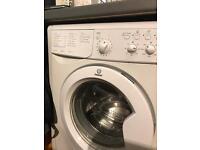Indesit 6kg washing machine 1400 spin
