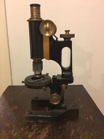 Antique Watson's Microscope
