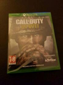 Call of Duty WW2 Xbox One Sealed