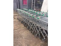 SHOP SHELVING SHOPPING TROLLEYS PUMP TRUCKS