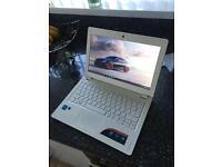 "Lenovo ideapad 100s 11.6"" laptop windows 10 2gb ram 32gb hard drive webcam intel atom like new condi"