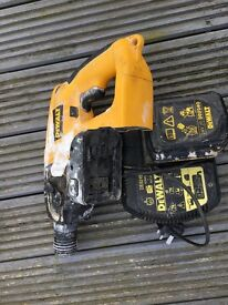 Dewalt Hammer drill with charger