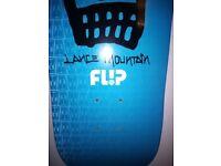 Lance mountain skateboard deck