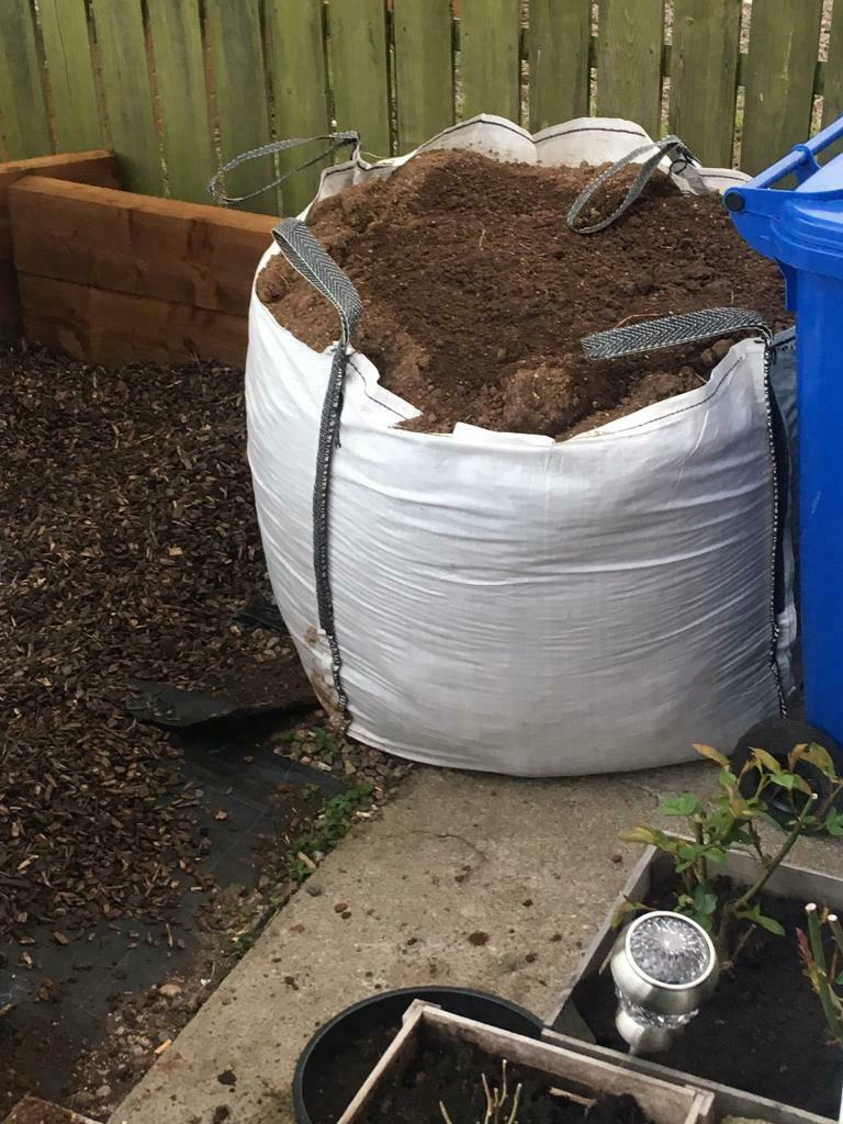 Ton Of Topsoil >> Free Ton Builders Bag Topsoil Collection Only In