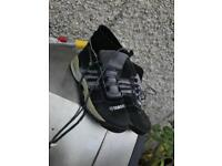 Jet ski boots size 9