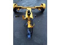 CAR DOLLY, CAR TRAILER, BREAKDOWN, RECOVERY, A FRAME, EX AA, PLANT, TRACK