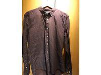 Paisley Farah Shirt size L
