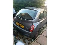 For sale nissan micra and ford focus