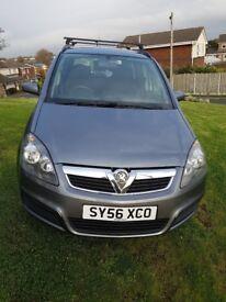 Vauxhall Zafira 1.6 7 seater mpv