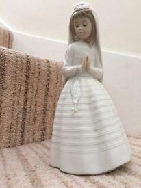 Lladro Nao Bride figurine