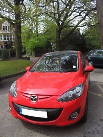 Low mileage Mazda 2 Black Limited Edition Stunning condition