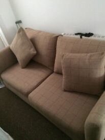 CLEAROUT SOFA NEED SPACE £50