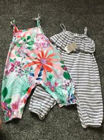 Next girls jumpsuits