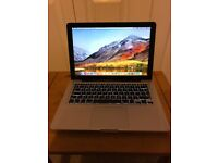 """MacBook Pro A1278.13"""".late 2011.2.4Ghz.500Gb Hard drive.8Gb Ram.excellent condition."""
