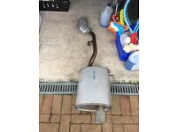 Exhaust for BMW
