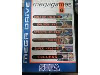 Sega mega drive game
