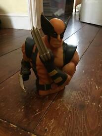 Collectible Wolverine Money Box