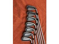 Cleveland launcher irons 4-p