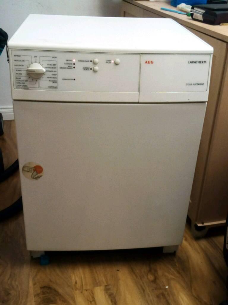 Aeg Lavatherm 37320 Vented Tumble Dryer In Milton Keynes