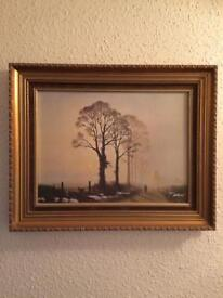 'Winter Sunlight' by Coulson