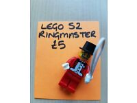 Genuine lego Series 2 minifigures