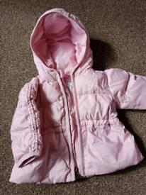 Baby winter coat