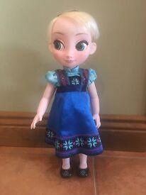 Disney animators collection Elsa doll