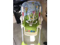 Chicco Polly Highchair great condition