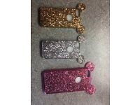 2017 luxury bling Mickey Mouse phone cases