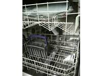 New Beko din15210 Full Size Integrated Dishwasher RRP 250