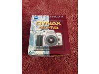 Konica Minolta Dynax 404Si 35-80mm Lens Kit 35mm SLR Film