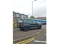 Bmw x5 3.0 sport **LOW MILEE!!**