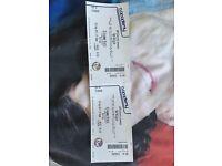x2 Bad Religion Tickets Bristol August 02 2017