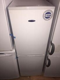 ICEKING BRAND NEW white good looking frost free A-class fridge freezer cheap