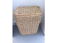 Wicker Laundry Basket ** Discounted ** Quick Sale **