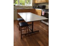 Vintage mica table *URGENT*