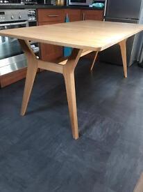 Brand New Jenson Extending Dining Oak Table