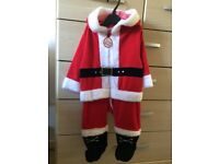 6-12m new Christmas unisex outfit