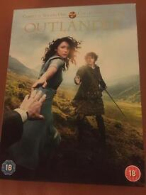 Outlander complete series one