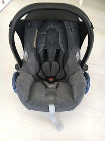 Maxi-cosi cabrio car seat - excellent condition