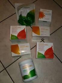 Arbonne nutritional detox products