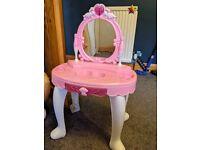 Child's vanity table