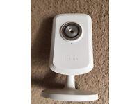 D-Link DCS-930L/E Wireless Home IP Network Camera